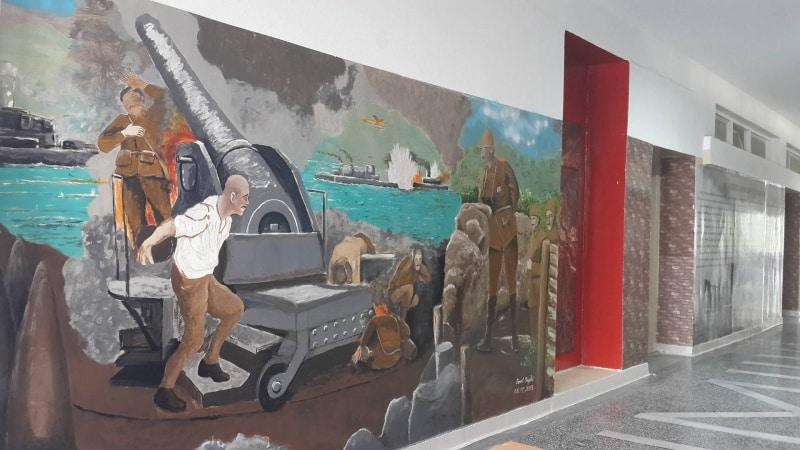 Okulumuz Canakkale Sokagi Canakkale Savaslari Gelibolu Tarihi